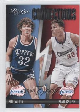 2013-14 Panini Prestige Connections #7 - Bill Walton, Blake Griffin