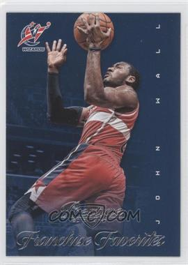 2013-14 Panini Prestige Franchise Favorites #30 - John Wall