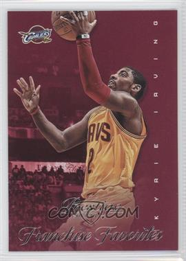 2013-14 Panini Prestige Franchise Favorites #6 - Kyrie Irving