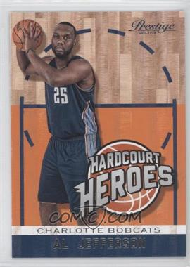2013-14 Panini Prestige Hardcourt Heroes #9 - Al Jefferson