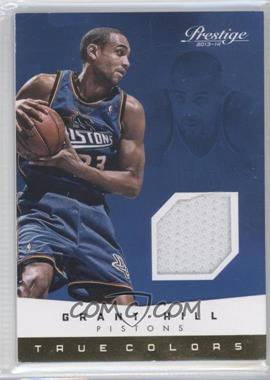 2013-14 Panini Prestige True Colors Materials #10 - Grant Hill