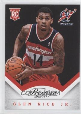 2013-14 Panini Prestige #192 - Glen Rice Jr.