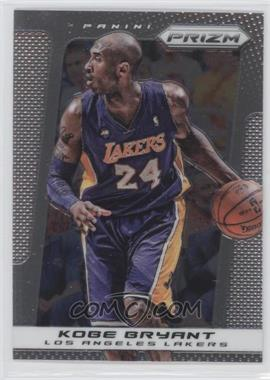 2013-14 Panini Prizm - [Base] #1 - Kobe Bryant