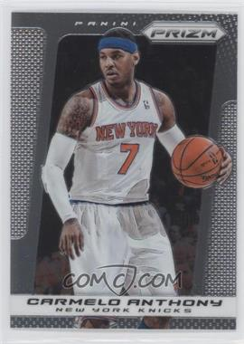 2013-14 Panini Prizm - [Base] #172 - Carmelo Anthony