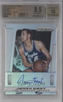 Jerry West /25 [BGS 9.5]