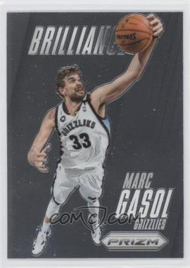 2013-14 Panini Prizm Brilliance #12 - Marc Gasol