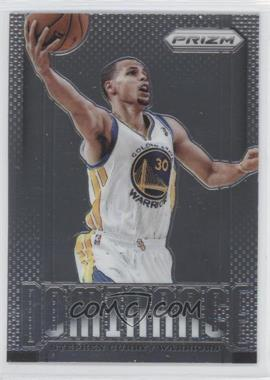 2013-14 Panini Prizm Dominance #13 - Stephen Curry