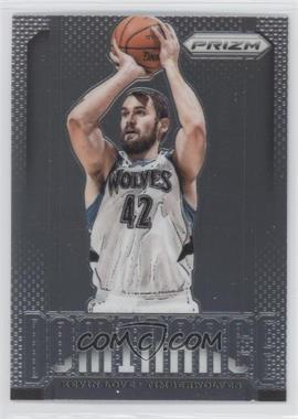2013-14 Panini Prizm Dominance #6 - Kevin Love