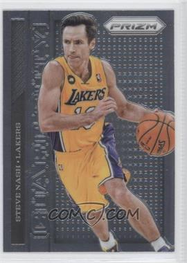 2013-14 Panini Prizm Guard Duty #10 - Steve Nash