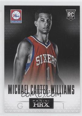 2013-14 Panini Prizm HRX Rookies #14 - Michael Carter-Williams
