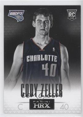 2013-14 Panini Prizm HRX Rookies #6 - Cody Zeller