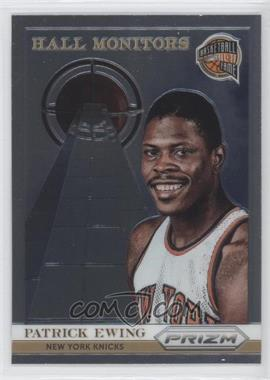 2013-14 Panini Prizm Hall Monitors #8 - Patrick Ewing