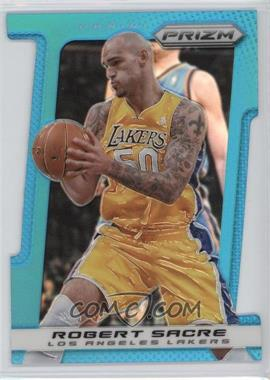 2013-14 Panini Prizm Light Blue Prizms Die-Cut #106 - Robert Sacre /199