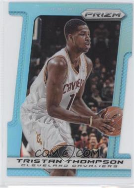 2013-14 Panini Prizm Light Blue Prizms Die-Cut #116 - Tristan Thompson /199