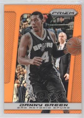 2013-14 Panini Prizm Orange Prizms #164 - Danny Green /60
