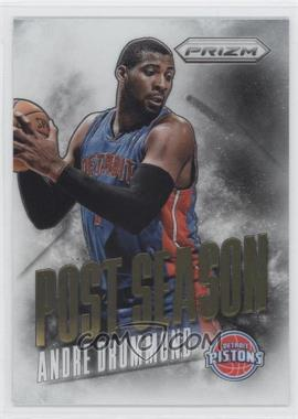 2013-14 Panini Prizm Post Season #10 - Andre Drummond
