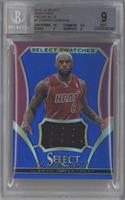 LeBron James [BGS 9] #41/49