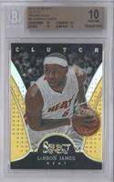 LeBron James /10 [BGS 10]