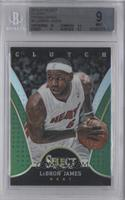 LeBron James /5 [BGS 9]