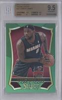 LeBron James /5 [BGS 9.5]