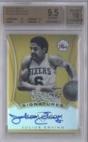 Julius Erving /10 [BGS 9.5]