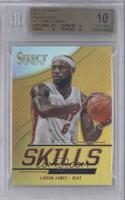 LeBron James [BGS 10] #5/10