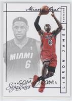 LeBron James /15