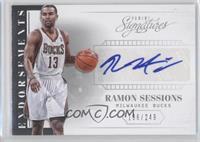 Ramon Sessions /249