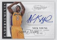 Nick Young /49