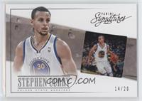 Stephen Curry /20