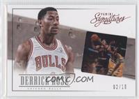 Derrick Rose /10