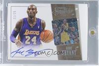 Kobe Bryant #21/25