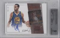 Stephen Curry /10 [BGS 9]