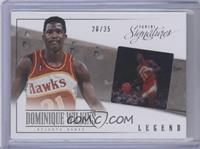 Dominique Wilkins /35