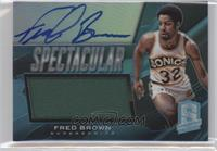 Fred Brown /60