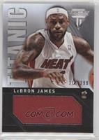 LeBron James /299