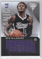 Ben McLemore /299