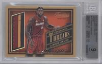 LeBron James /25 [BGS 9]