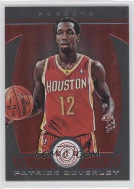 2013-14 Totally Certified - [Base] - Totally Red #185 - Patrick Beverley /99