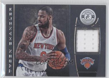 2013-14 Totally Certified - Memorabilia - Totally Silver #130 - Tyson Chandler