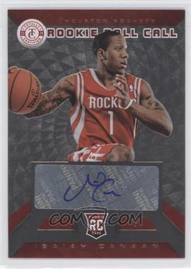 2013-14 Totally Certified - Rookie Roll Call Signatures - Red #6 - Isaiah Canaan /99