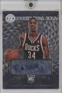 2013-14 Totally Certified - Rookie Roll Call Signatures - Silver #19 - Giannis Antetokounmpo