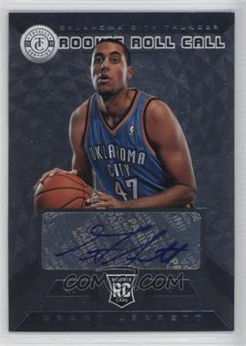 2013-14 Totally Certified - Rookie Roll Call Signatures - Silver #36 - Grant Jerrett