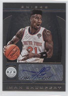 2013-14 Totally Certified - Signatures - Totally Silver #20 - Iman Shumpert