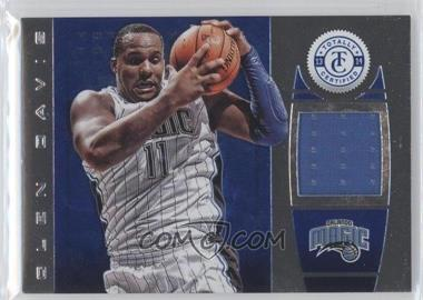 2013-14 Totally Certified Memorabilia Totally Blue #104 - Glen Davis /99
