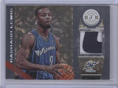 2013-14 Totally Certified Memorabilia Totally Gold Prime #156 - Rashard Lewis /25