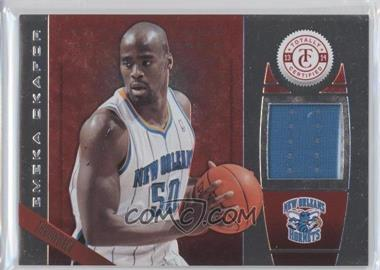 2013-14 Totally Certified Memorabilia Totally Red #163 - Emeka Okafor /199