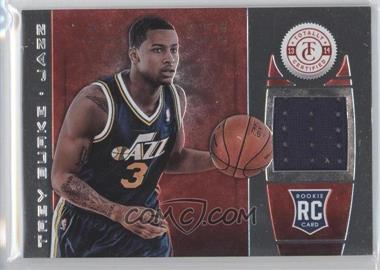 2013-14 Totally Certified Memorabilia Totally Red #190 - Trey Burke /199