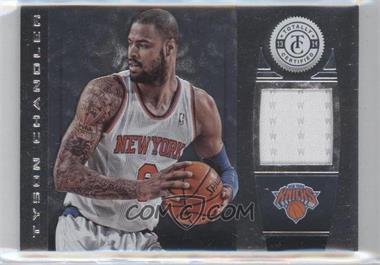 2013-14 Totally Certified Memorabilia Totally Silver #130 - Tyson Chandler
