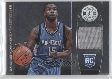 2013-14 Totally Certified Memorabilia Totally Silver #195 - Shabazz Muhammad